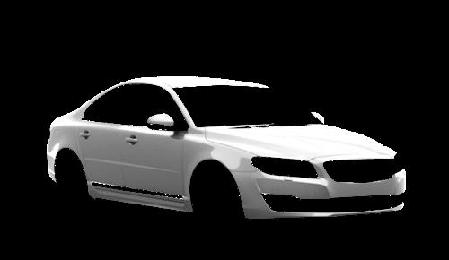 Цвета кузова S80